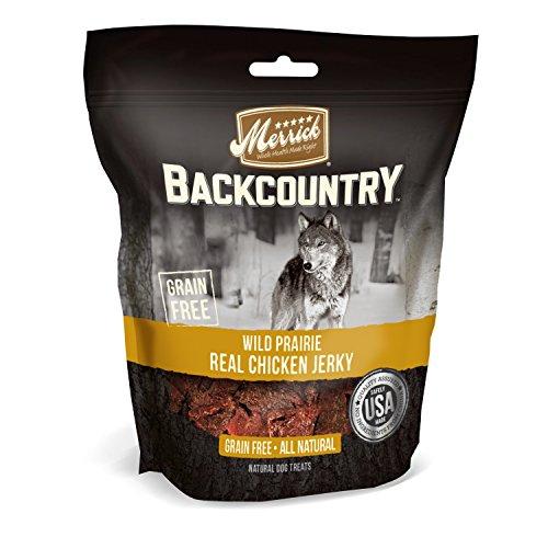 Merrick Backcountry Prairie Chicken Jerky product image