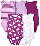 Hanes unisex baby Ultimate Flexy 5 Pack Sleeveless
