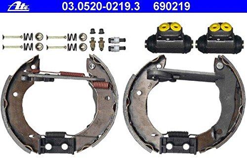 ATE 03052002193 Bremsbackensatz Original ATE TopKit