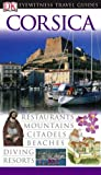 Front cover for the book Eyewitness Travel Guide: Corsica by Fabrizio Ardito