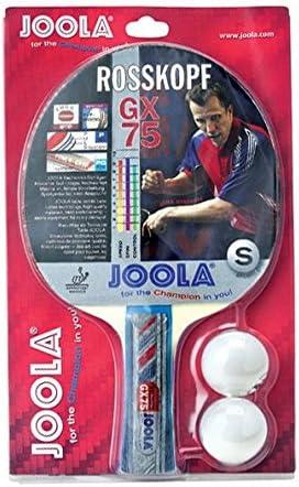 JOOLA- Rossi GX75 Pala de Tenis de Mesa,, única (53365)