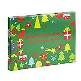 Advent Calendar Made with Pandora DIY Beads Charms Bracelet for Kids Christmas Jewelry Box(Bracelet 8inch)