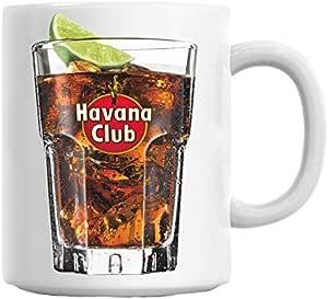 Havana Club de taza de Ron: Amazon.es: Hogar