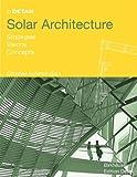 Solar Architecture, Christian Schittich, 3764307471