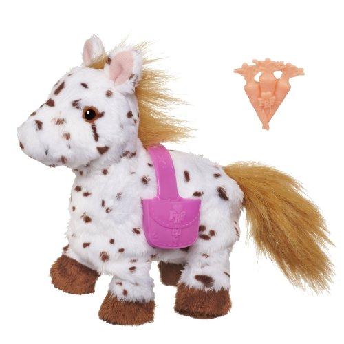 (FurReal Friends Snuggimals Walkin` Ponies Sweet Blossom)