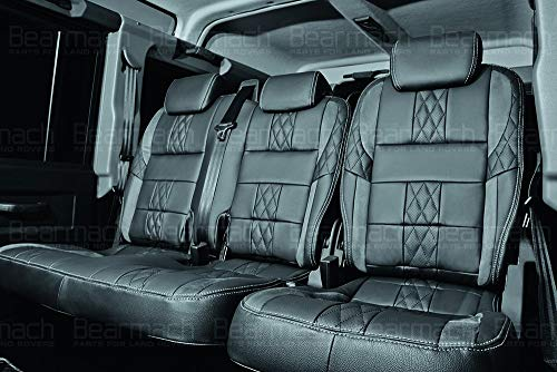 KAHN - Asiento delantero OE tapizado 110 pieza #BA8815