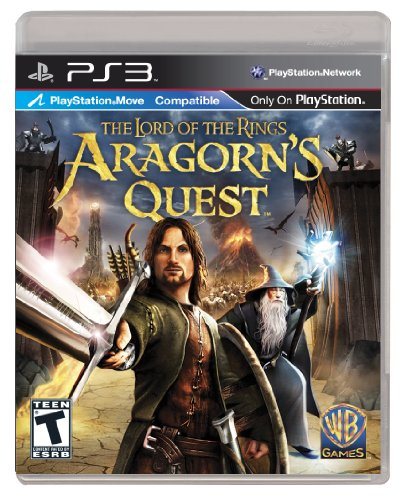 Lord of the Rings: Aragorn's Quest - Playstation - Key Cd Of Lord Rings The