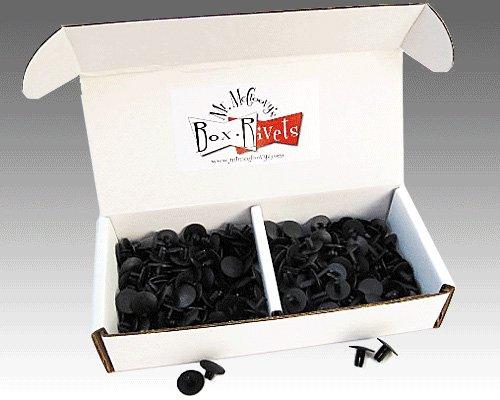 Mr. McGroovys Box Rivets Half and Half Kit