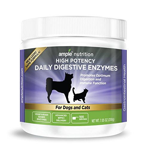 Digestive Enzymes Dogs Cats Veterinarian product image