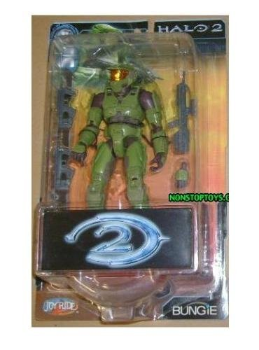Halo 2 Series 1 Master Chief Figure (Battle Rifle Spartan)