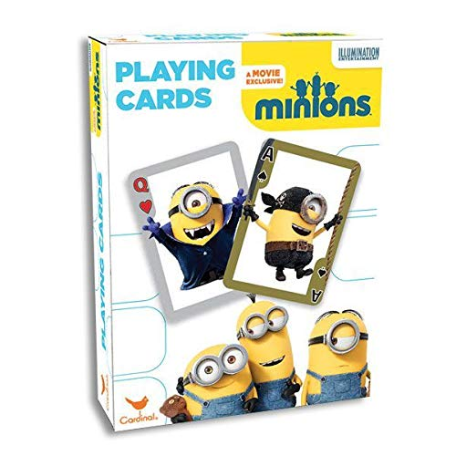 Despicable Me Minions Card Game - Standard Deck