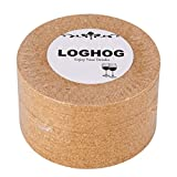 Cork Coaster Set of 12,Round Cork Coaster Set Cup Coaster for Home Bar Restaurant,4'' Diameter