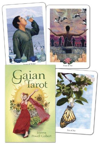 Download Gaian Tarot PDF Text fb2 ebook