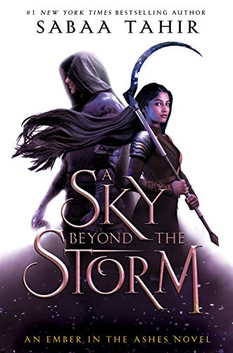 Book Cover: A Sky Beyond the Storm