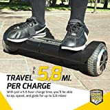 Swagtron 82082-2 Swagboard Duro T8 Lithium-Free