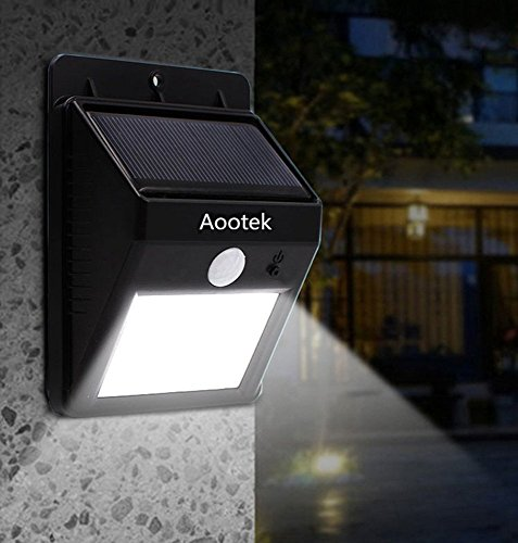 Lights Aootek Waterproof Outdoor Wireless product image