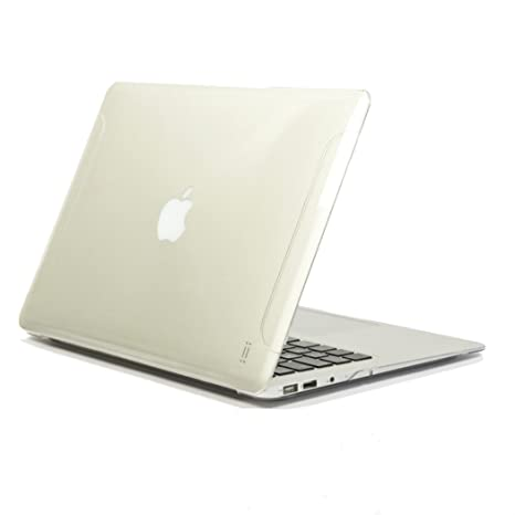 sports shoes d1ba8 4a7b3 Amazon.com: AIINO - Glossy Hard Cover for MacBook Air 11 inch I ...