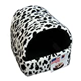 Beds 4 All Cave Cow Print Pet Bed