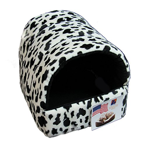 Beds 4 All Cave Cow Print Pet Bed Review
