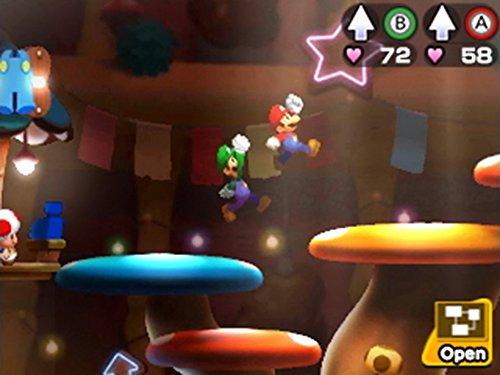 Mario & Luigi: Bowser's Inside Story + Bowser Jr.'s Journey by Nintendo (Image #1)