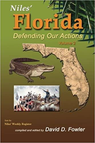 Book Niles' Florida: Defending Our Actions: Volume 2