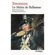 Maitre de Ballantrae (Folio (Gallimard)) (English and French Edition)