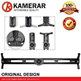 Kamerar 100cm Big Slider 3ft track Including Dolly skater camera DSLR FOR Canon 5D 6D 7D 60D 70D