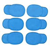 ROSENICE 6pcs Children's Eye Patches Amblyopia Eye Patch For Glasses Treat Lazy Eye and Strabismus(Blue)