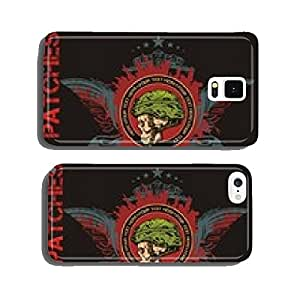 Special forces patch set - stock vector. cell phone cover case iPhone6 Plus