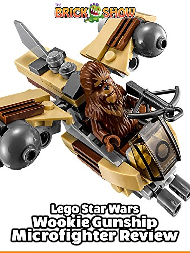 rs Wookie Gunship Microfighter Review ()