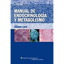 Manual de endocrinología y metabolismo (Spanish Edition)