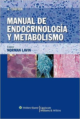 Manual de endocrinología y metabolismo (Spanish Edition ...