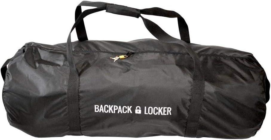 Backpack Locker Lightweight (285g) - Funda de mochila para viajes aéreos – bolso de hombro, grande (65l) - ¡un candado gratis!