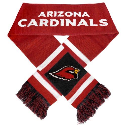 Team Stripe Scarf (NFL Arizona Cardinals 2012 Team Stripe Scarf)