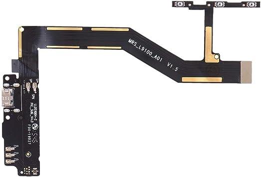 CHENCHUAN Smartphone accesorios Placa de puerto de carga Cable ...