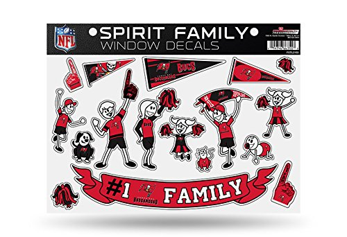 Buccaneers Family Decal - 6