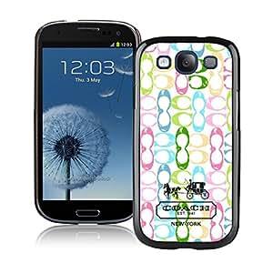 Coach 14 Black Samsung Galaxy S3 I9300 Screen Phone Case Popular and Nice Design