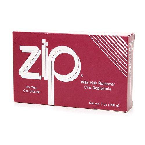Zip Wax Hot Wax Hair Remover 7 oz (198 g)