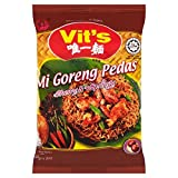 Vit's Mi Goreng Pedas Instant Noodles - 88g (0.19lbs)