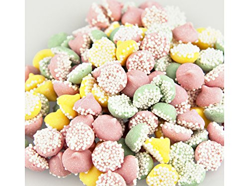 Guittard Pastel Mini Smooth and Melty Mints 2 pounds Petite Mints