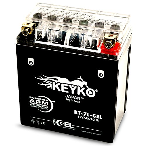 12 Volt Motorcycle Battery - 2