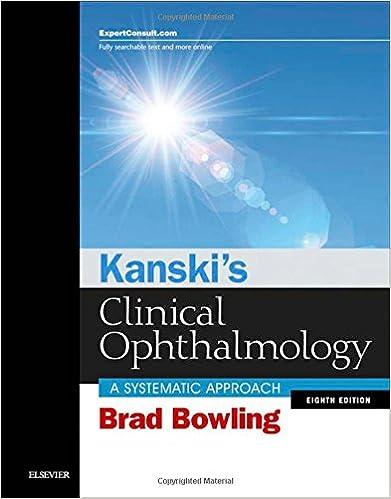 KANSKI CLINICAL OPHTHALMOLOGY PDF DOWNLOAD