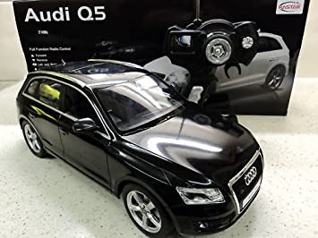 AUDI Q REMOTE CONTROL CAR RECHARGEABLE UK PLUG Amazoncouk - Audi remote control car