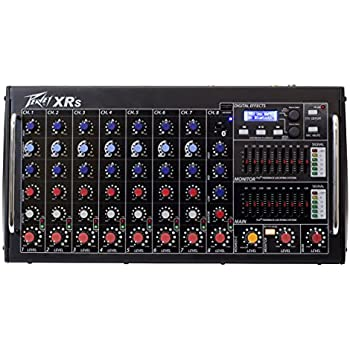 xr s peavey powered mixer musical instruments. Black Bedroom Furniture Sets. Home Design Ideas
