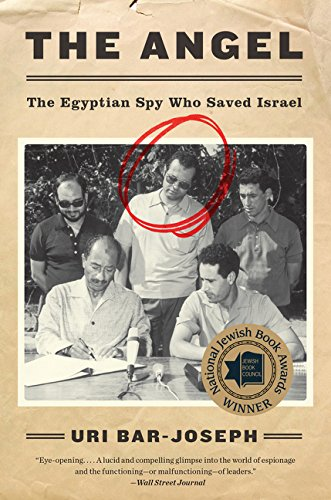 The Angel: The Egyptian Spy Who Saved Israel ()