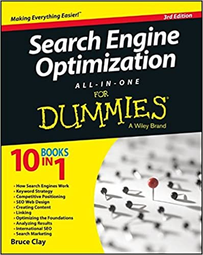 Image result for Search Engine Optimization All-in-One For Dummies