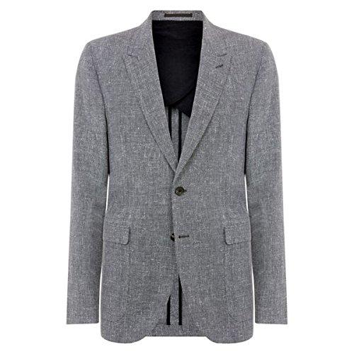[イエーガー] メンズ ジャケット&ブルゾン Regular Contrast Basketweave Jacket [並行輸入品] B07F36J9Y5  46 Regular