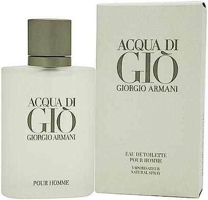 Oferta amazon: Armani Acqua Di Gio Homme Eau de Toilette Vaporizador 30 ml