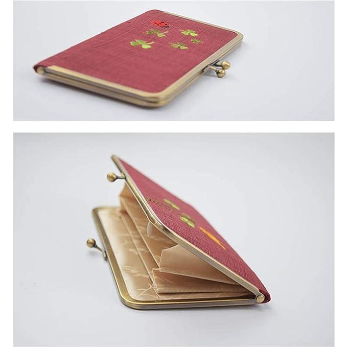 Tsutou Embrague, Paquete de la Tarjeta del Bolso del Dinero ...
