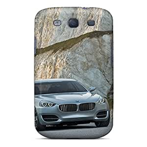 Hot Bmw Concept Model First Grade Tpu Phone Cases For Galaxy S3 Cases Covers wangjiang maoyi